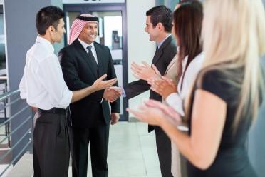 kursen Kommunikation i multikulturella organisationer är en konst för att lyckas på en internationell marknad
