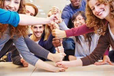 laget som precis lärt sig Personlig Effektivitet