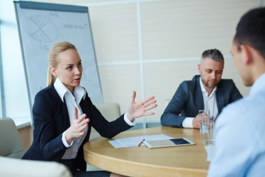 konsten att representera företaget och bli bättre på att presentera vad ditt företag går för!