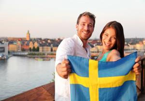 Expat i Sverige
